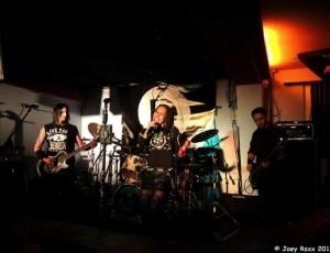 Feuertaufe auf der Bühne: Lenzburg rockt!